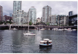 Vancouver's False Creek