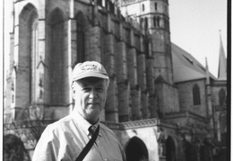 Dad in Erfurt