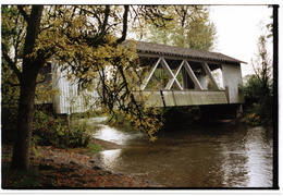 Covered Bridge, Oregon