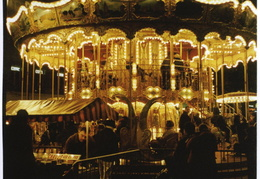 Carousel, Paris