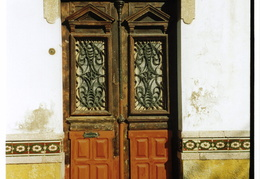 doorway, Evora
