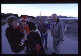 Family at Crissy Field