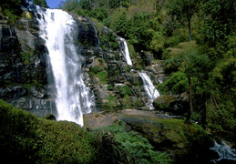 waterfall in Doi Inthanon National Park