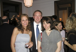 Gina, Christian & Carolyn