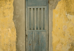 doorway in Hoi An
