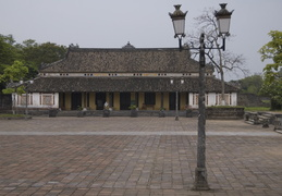 Ngo Mon gate, Imperial Citadel, Hue