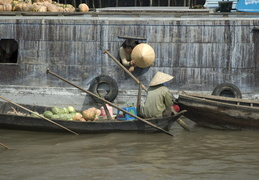 life along the Meekong Delta