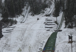 ski jumps, Steamboat Springs
