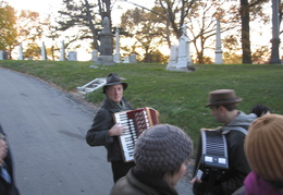 accordianist