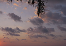 dusk at Khao Lak