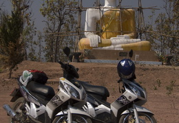 bikes and Buddha