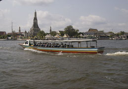 rivertaxi & Wat Arun