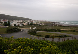 town of Cape Agulhas, South Africa