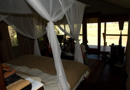 Selinda Camp accommodations