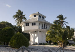 private home on Caye Caulker