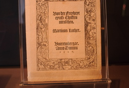 Luther's writings