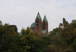 Imperial Cathedral in Speyer
