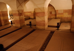 Tombs of the Kings, Speyer