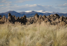 Tufa and the Sierra