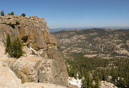 Emigrant Wilderness Backpacking