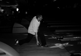bowling form